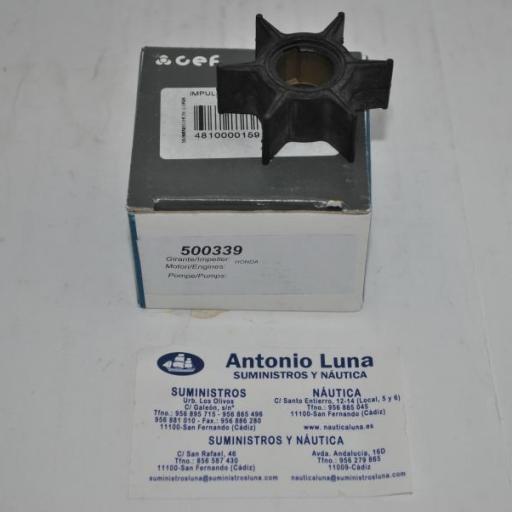 Impulsor (equivalente Honda 19210-ZV7-003) CEF500339 CEF