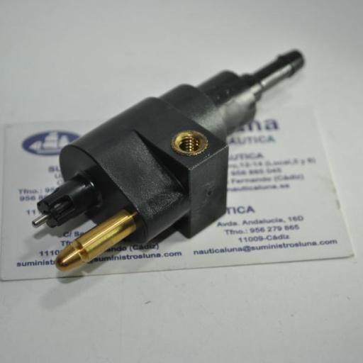 Conector de combustible macho 394-70260-0 original Tohatsu