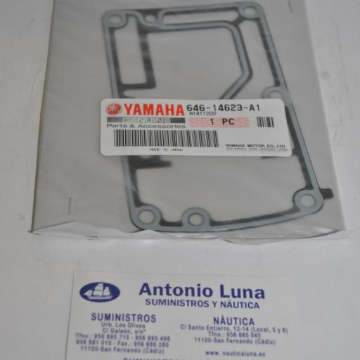 Junta base motor 646-14623-A1 original Yamaha