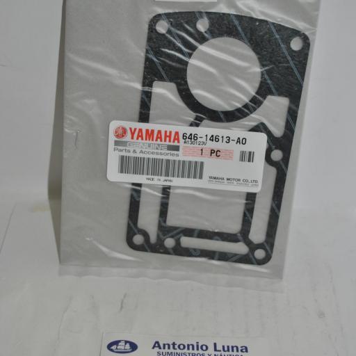 Junta de escape 646-14613-A0 original Yamaha
