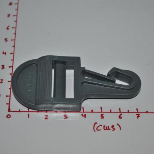 Hebilla de cincha de 25 mm para toldo Lalizas