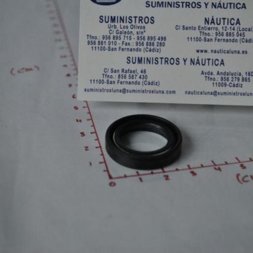 Retén de aceite del eje de cola (equivalente 93101-20048 Yamaha) RecMar