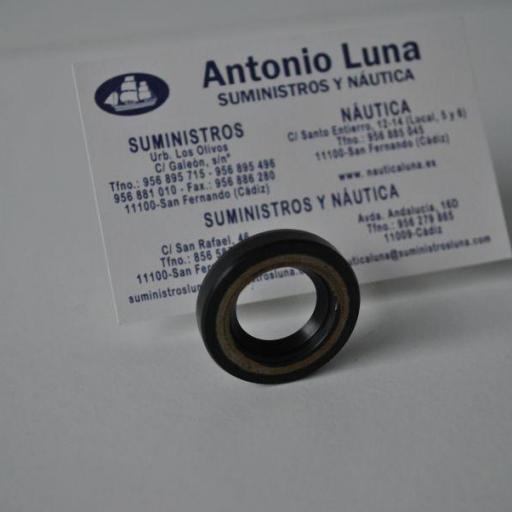 Retén de aceite del eje de la hélice (equivalente 93101-17054 Yamaha) RecMar