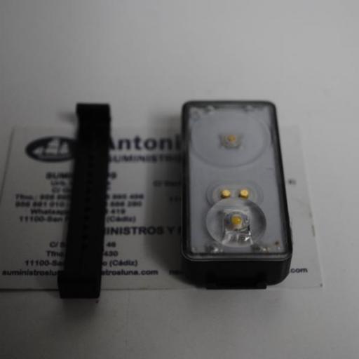 Luz automática led para chaleco salvavidas Alkalite II (Solas) Lalizas