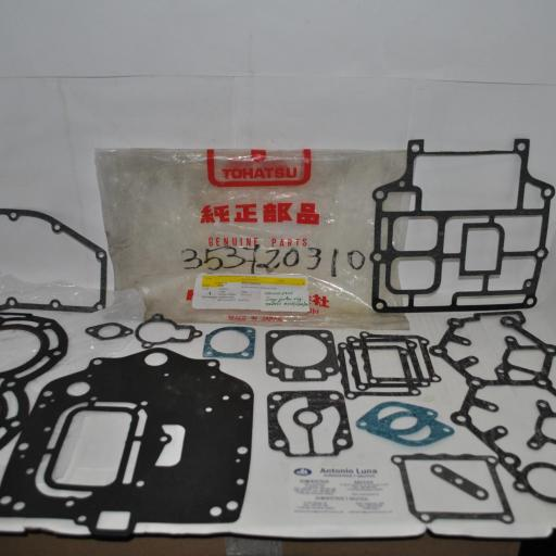 Juego de juntas original 353720310 Tohatsu