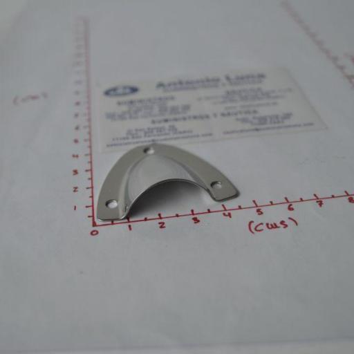 Tapa de ventilación de acero inoxidable 316 de 40 x 44 x 16 mm Imnasa