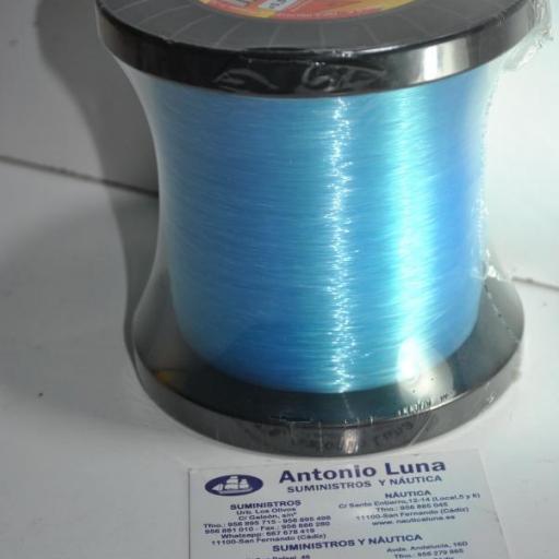Hilo de pesca (nylon) monofilamento Magnum Pro (1000 mt) Kali