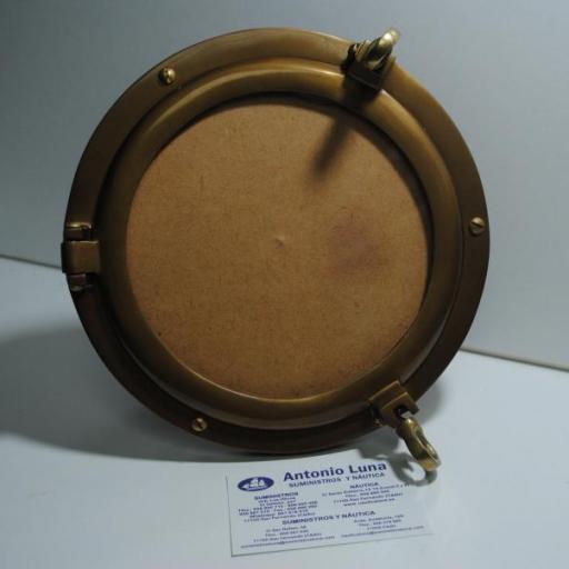 Portafotos Portillo de diámetro 20,5 cms