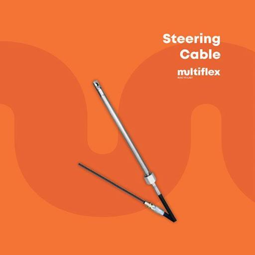 Cable de dirección extra-flexible de 8 mm Multiflex
