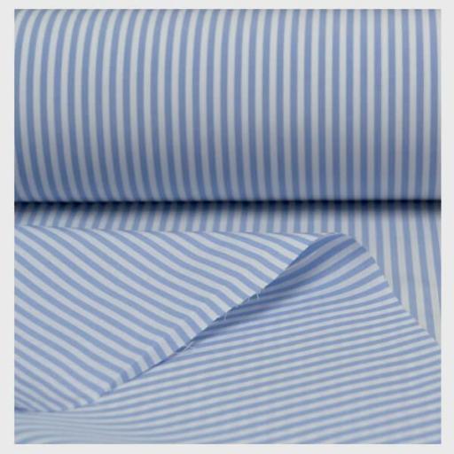 Camisa a medida Popelin 5007/01