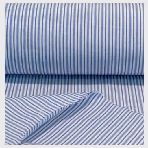 Camisa a medida Popelin 5067/01