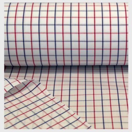 Camisa a medida  Popelin Hamptons 5103/03 [0]