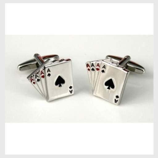 Gemelos poker de ases