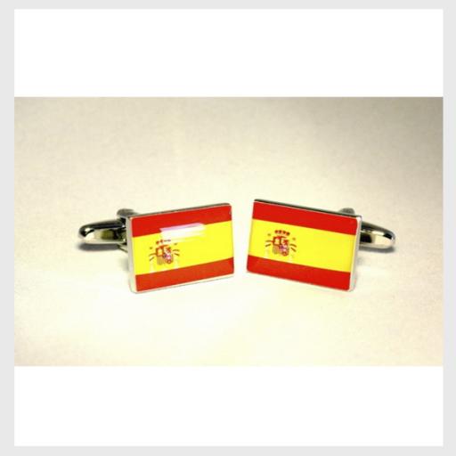 Gemelos bandera de España [1]