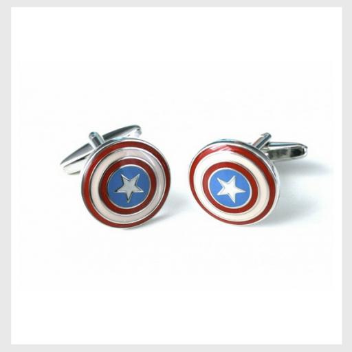 Gemelos Capitán América [1]