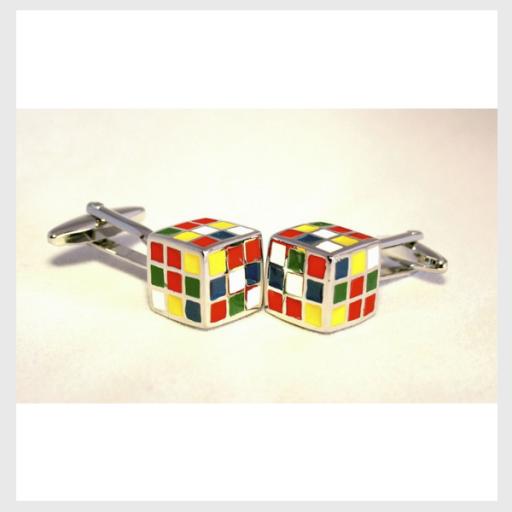 Gemelos cubo Rubik [1]