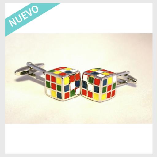 Gemelos cubo Rubik