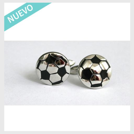 Gemelos pelota de fútbol
