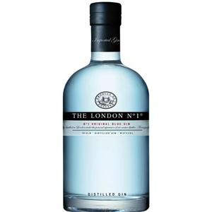 The London Original Blue Gin