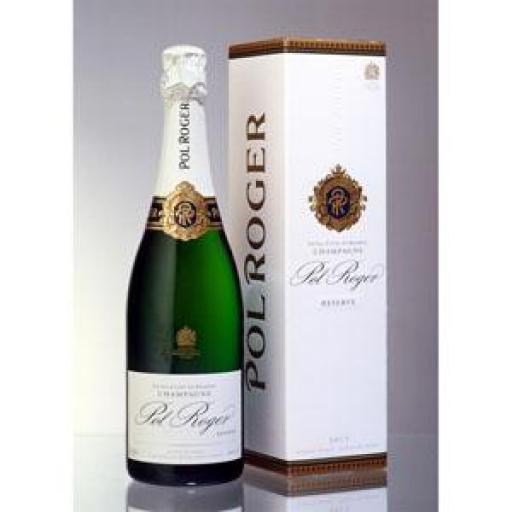 Champagne Pol Roger Brut Reserva