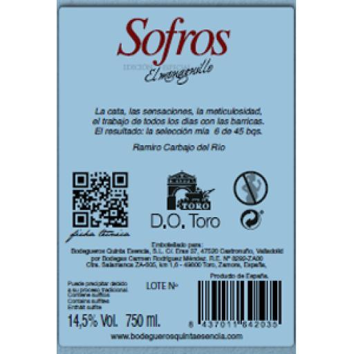 """Sofros """"El Monaguillo"""" 2012 [2]"""