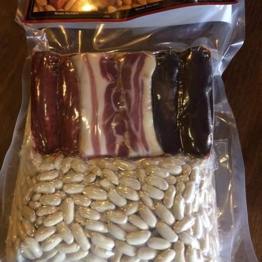 Preparado de Fabada Asturiana El Gaitero (6 raciones)