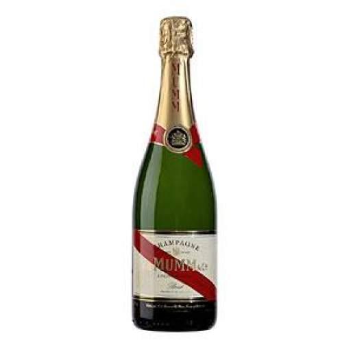 Champagne Mumm Cordon Rouge Brut