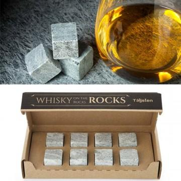 Piedras para enfriar el Whisky, Täljsten