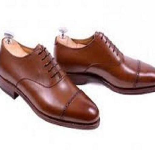 Zapato de cordones piel hombre Jhon Spencer [1]