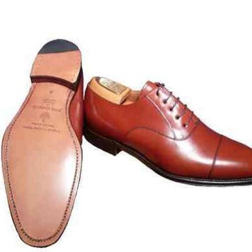 Zapato de cordones piel hombre Jhon Spencer [2]
