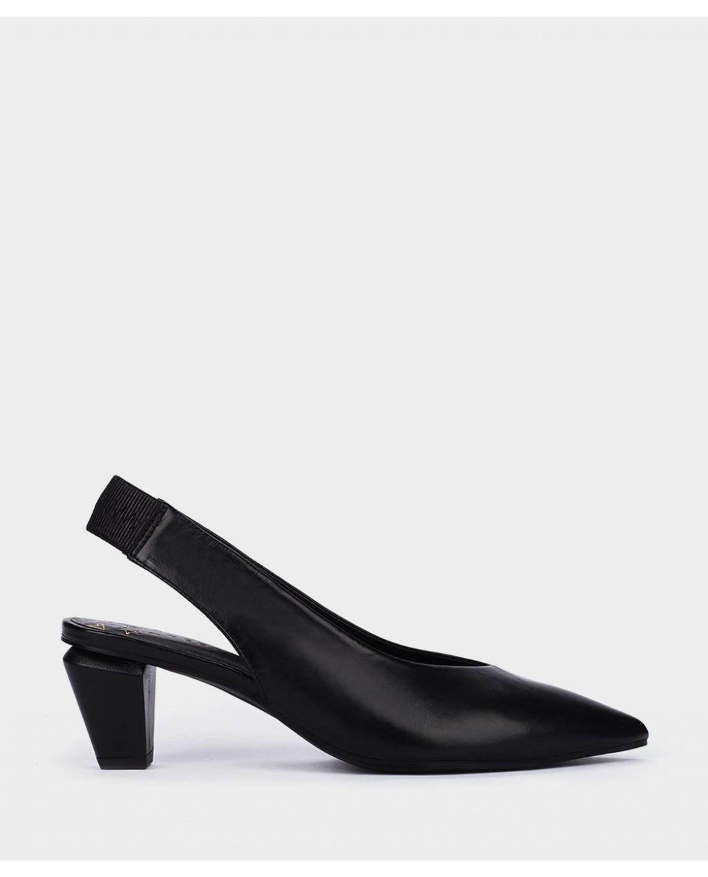 Zapato en salón piel de Pedro Miralles