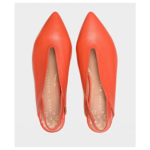 Bailarina piel naranja de Pedro Miralles [3]