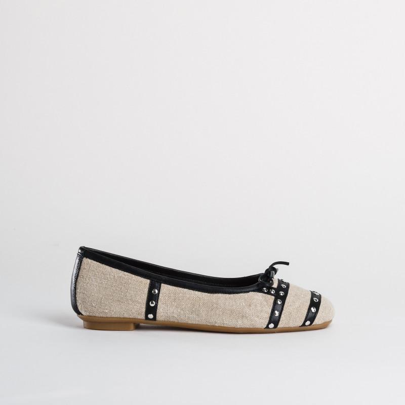 Reqins Bailarina Hondriane lino con negro