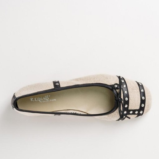 Reqins Bailarina Hondriane lino con negro [1]