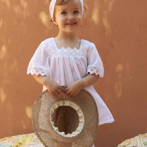 kurta Tortuga Maricruz moda infantil