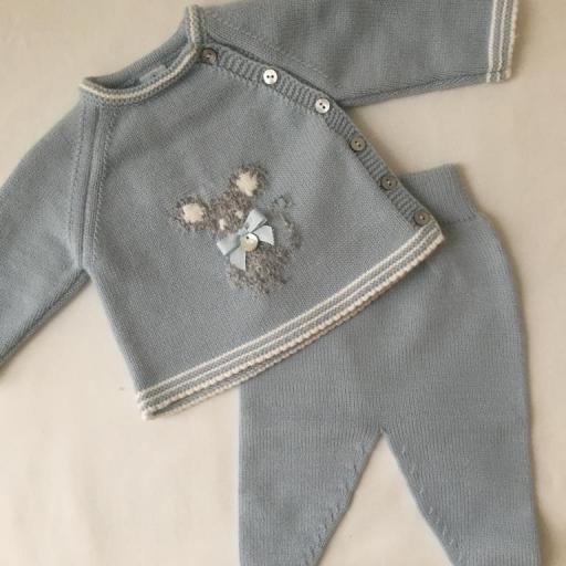 Conjunto Polaina ratoncito Pangasa Baby [0]