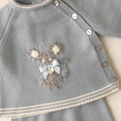 Conjunto Polaina ratoncito Pangasa Baby [1]