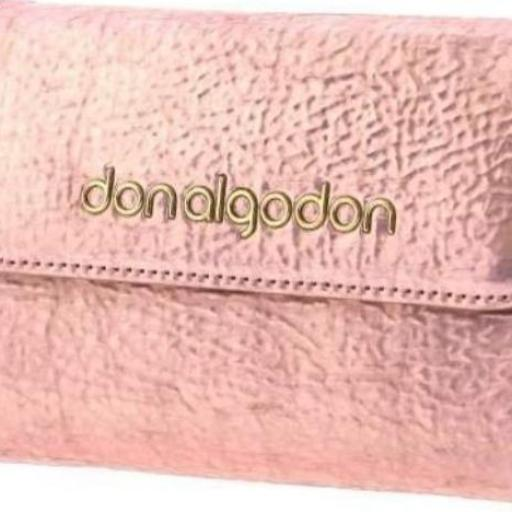 Cartera Don Algodón
