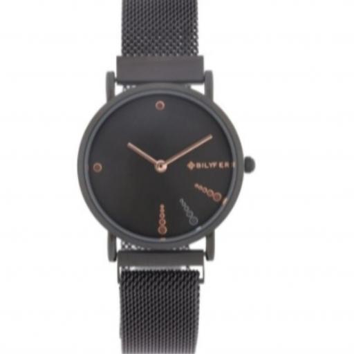 Reloj negro Bilyfer