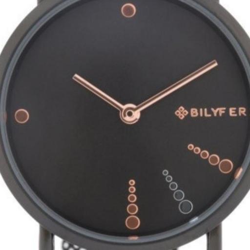 Reloj negro Bilyfer [1]