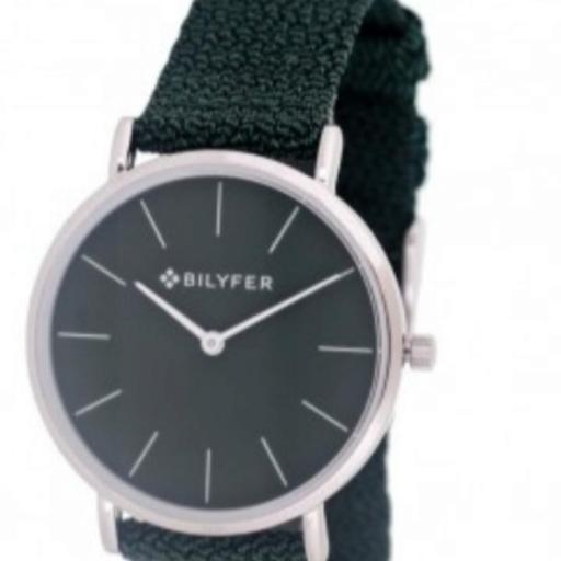 Reloj Verde Bilyfer [1]