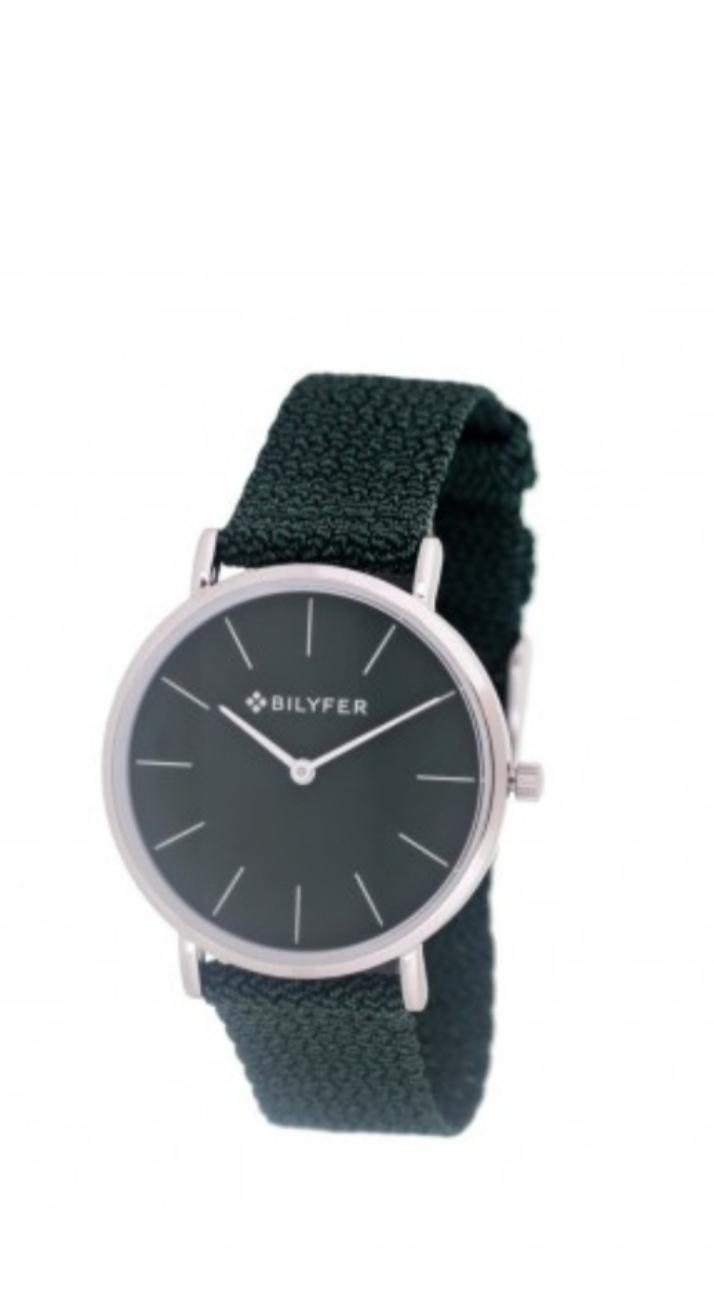 Reloj Verde Bilyfer