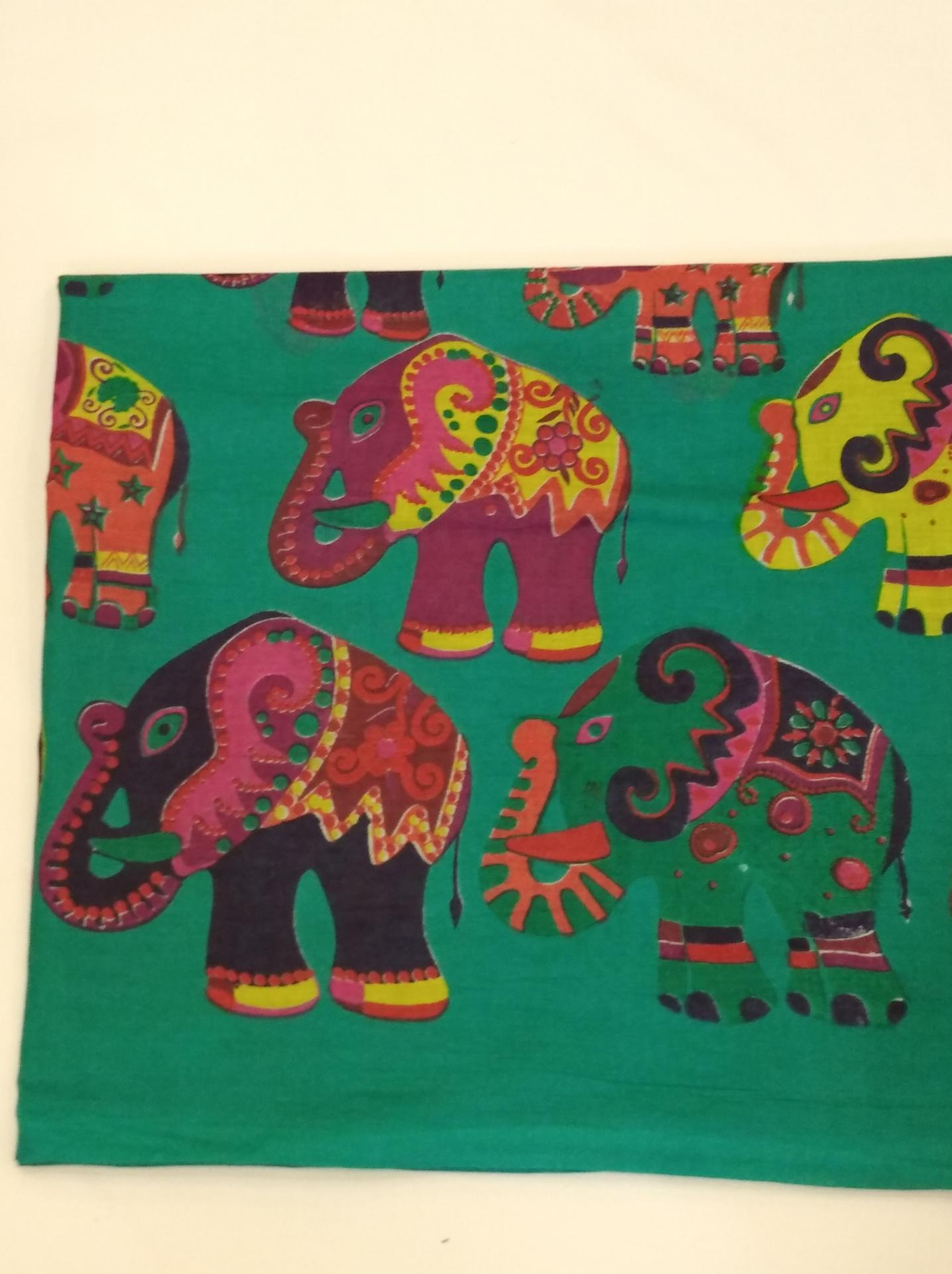 Pareo Elefantes
