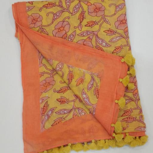 Pareo Amarillo/Naranja Tantrend