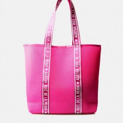 Bolso Shopper Agatha Ruiz de la Prada