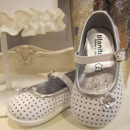 Zapato niña Titanitos