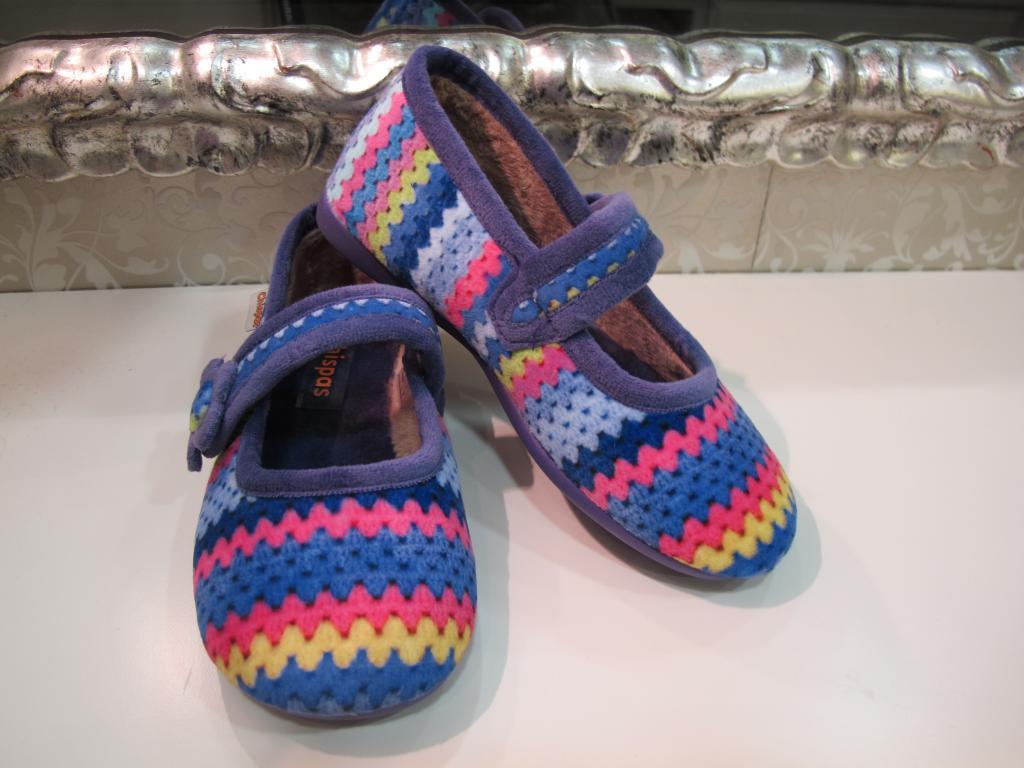 Zapatillas de casa Chispas