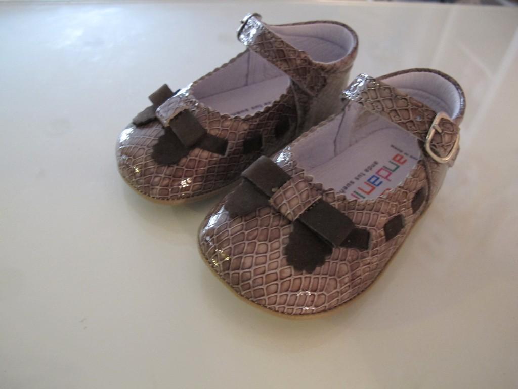 Zapato niña Andanines