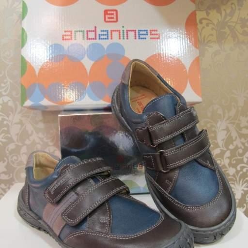 Zapatos niños andanines