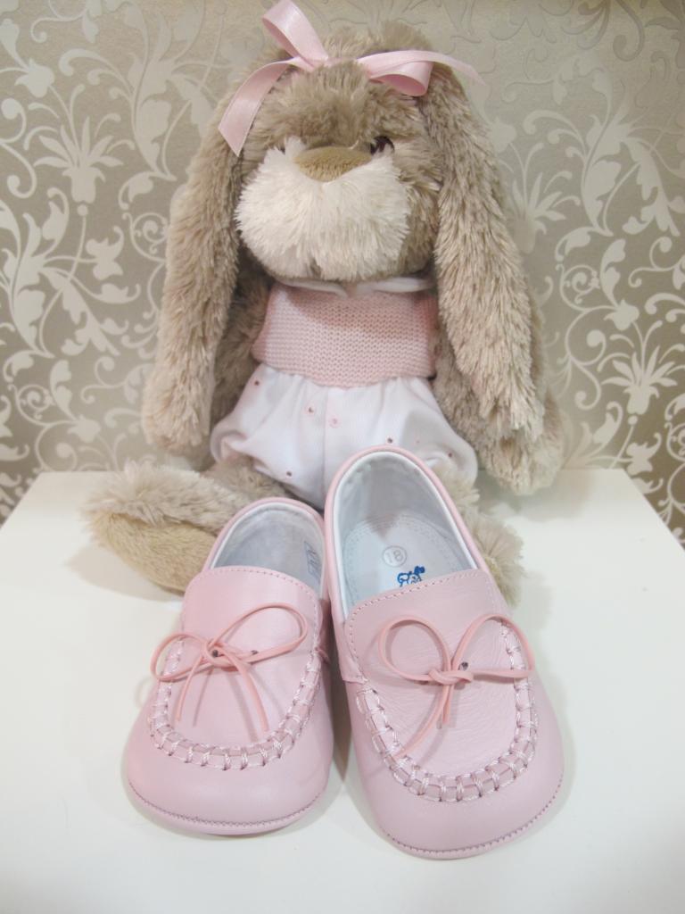 Náuticos niña rosa Tinny shoes
